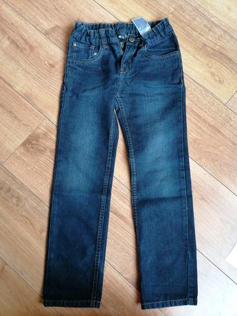 Spodnie dżinsowa