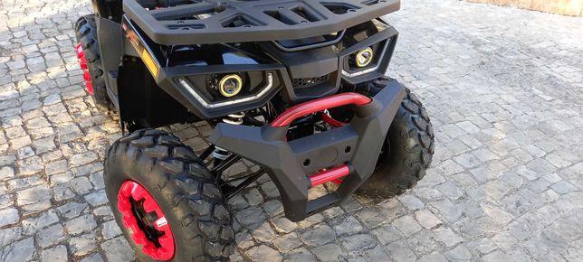 Quad RUGBY RS10 V2CVT 180cc R10 Aut/ + marcha atrás MAXI 2 adultos