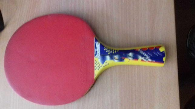 Продам ракетку  для  настольного  тенниса-500 руб