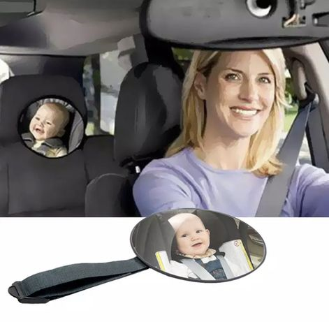 Espelho Criança Carro