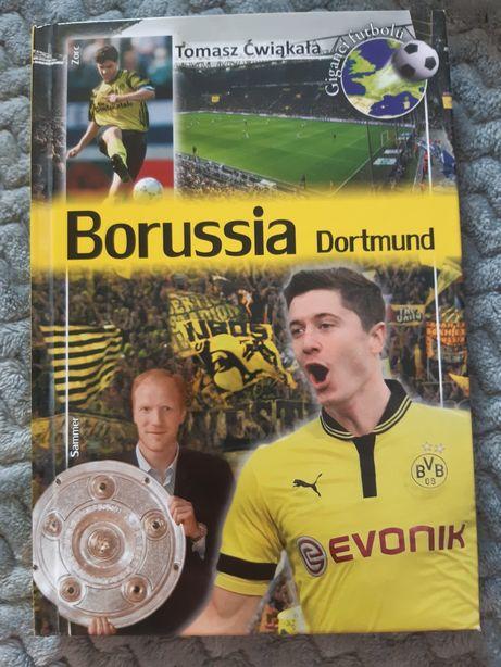 Książka o Borussi Dortmund