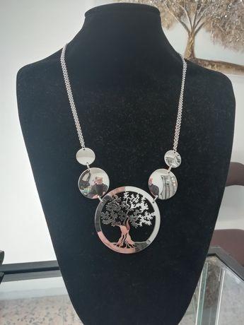 Colar exclusivo em prata