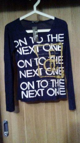 Sprzedam bluzki  nowe rozmiar XXS ,XS ,S