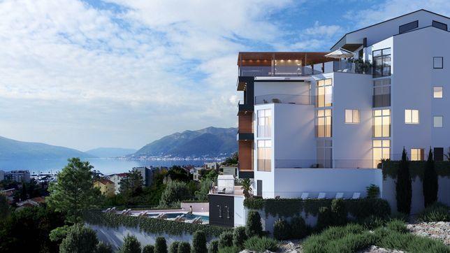 Впервые! Продажа пейзажных квартир в Черногории