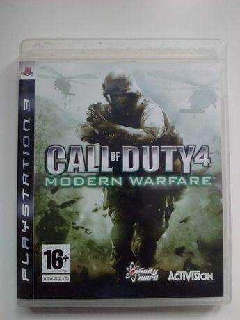 Call od duty 4  modern warfare ps3