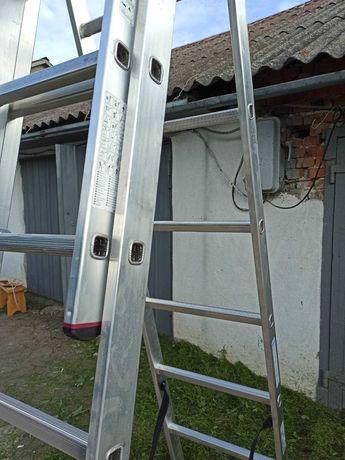 Драбина розкладна, 6 метрів