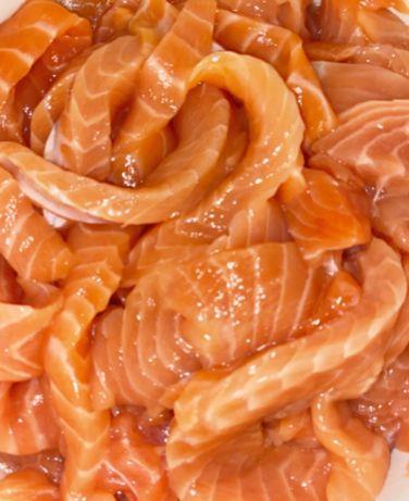 Сёмга слабосоленая,форель ,красная рыба ,Только ОПТОМ