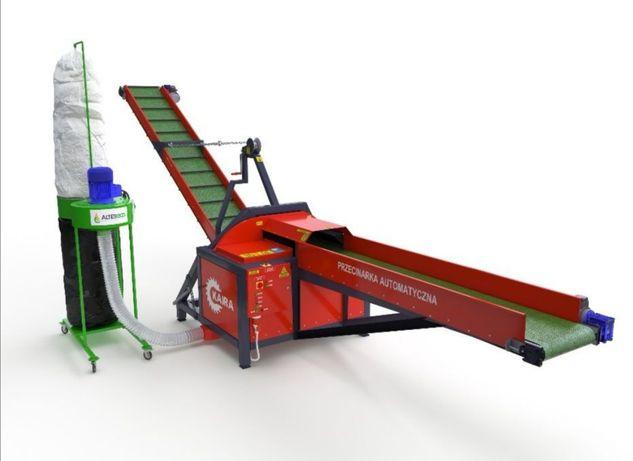 Przecinarka Automatyczna do cięcia Odpadów zrzyn