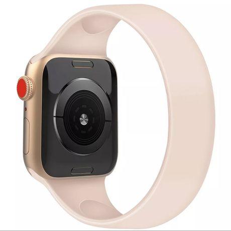 Bracelete para Apple Watch 42mm/44mm solo silicone NOVA