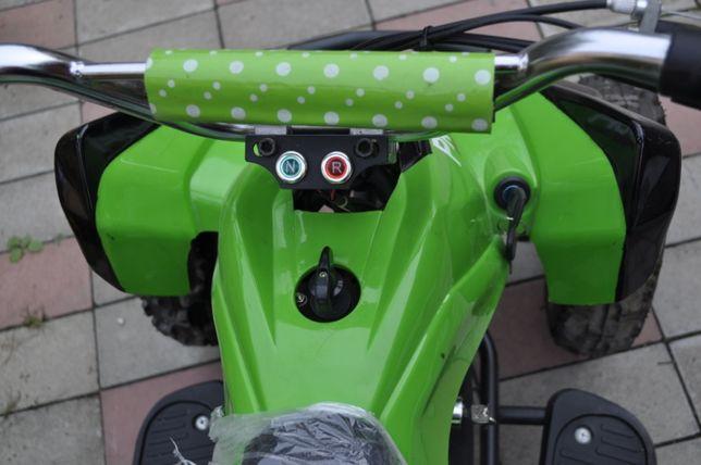 продам електроквадроцикл 36 вольт 800 ватт.торг