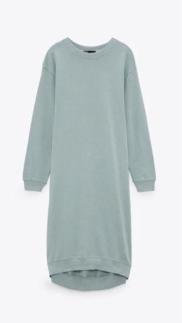 Платье Zara оверсайз 36-38-40 H&M S M L  Bershka