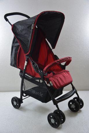 Wózek Spacerowy HAUCK SPORT TANGO black red