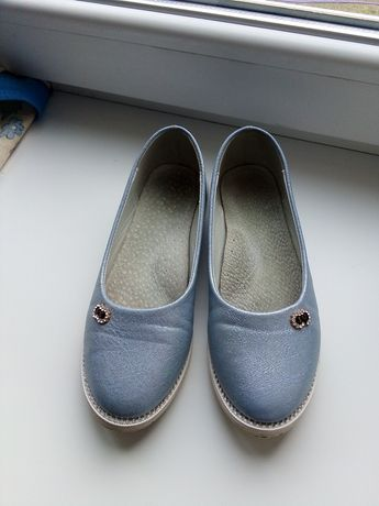 Балетки (туфли) детские