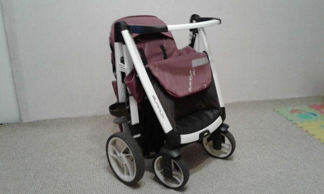 Срочно продам прогулочную  коляску EasyGo QUANTUM Аlu!