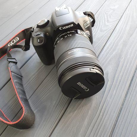 Canon 1300D WiFi - фотоаппарат + подарки и объективы