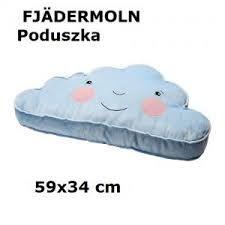 2 poduszki chmurki Ikea