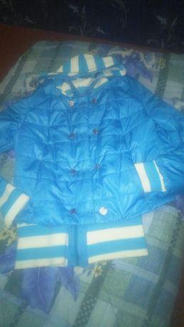 Демисезонная куртка 2в1