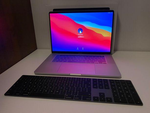 Macbook Pro 16' 2019 32GB 8GB 1TB i9