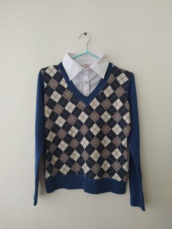 Кофтинка, обманка, реглан, светр, рубашка жіноча. Кофточка
