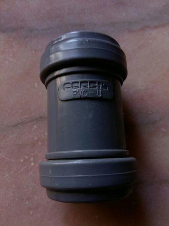 71 Curvas PVC: 32mm - 45° / 87° e rectos