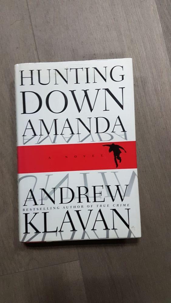 hunting down amanda andrew klavan Warszawa - image 1