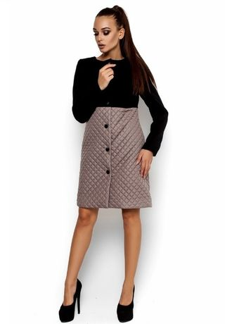 Демисезонное женское пальто куртка Karree, размер М (44-46)