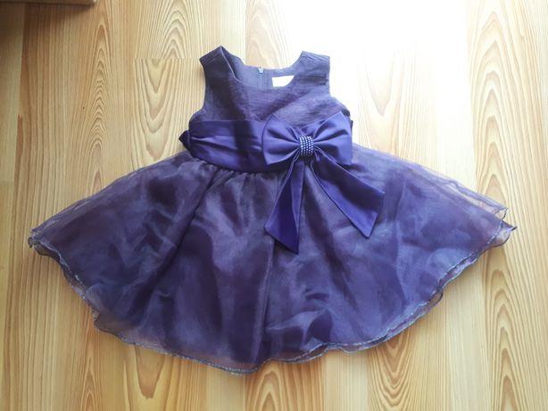 Sukienka rozmiar 86-92