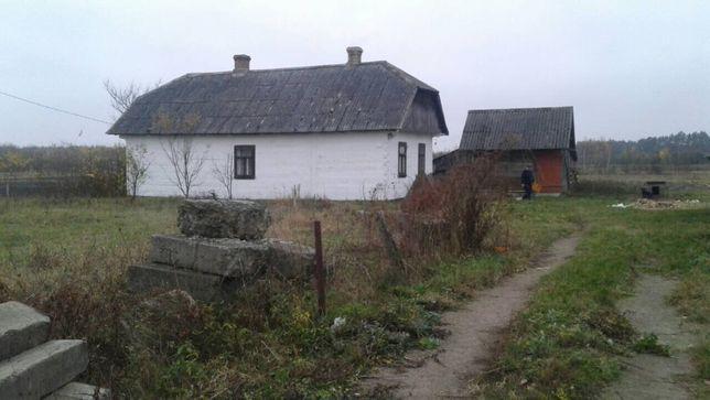 Продам дом с земельным участком в с. Рокитное