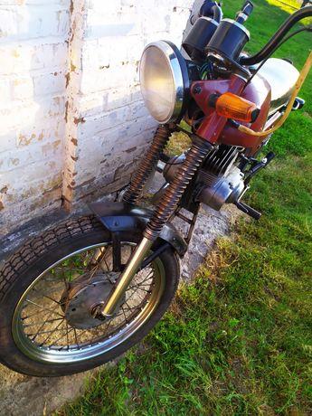 Мотоцикл минск 125