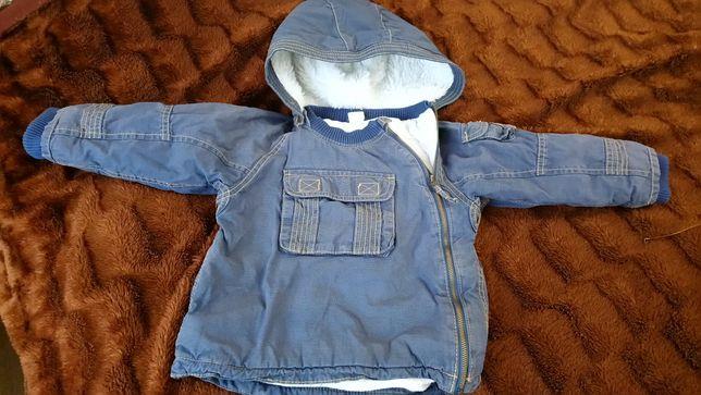 Куртка на хлопчика демісезонна hm 92 р.