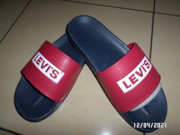Męskie klapki LEVI'S-rozmiar-43