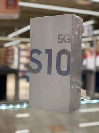 SAMSUNG S10 5G 256gb silver sklep gwarancja zamość chełm hrubieszów
