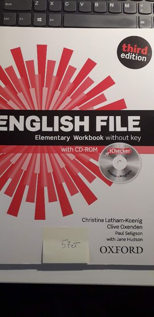 English File Elementary Workbook