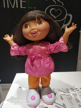 Interaktywna lalka Dora tańczy śpiewa