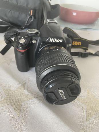 Nikon D3000 / ładowarka / pokrowiec