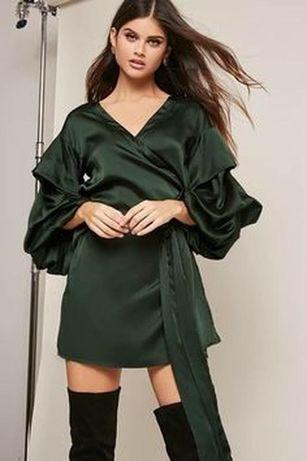 Шикарное вечернее платье forever21