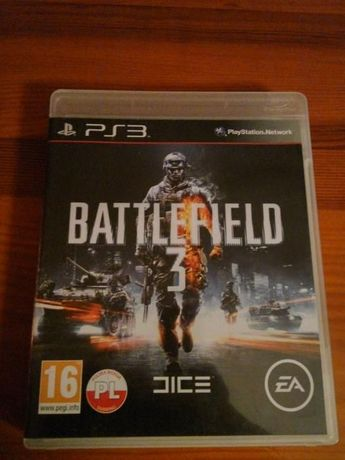 Gra Battlefield 3 na konsolę Playstation 3