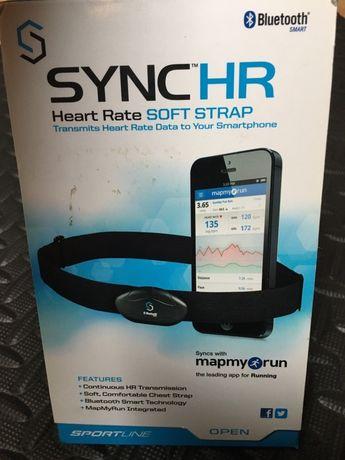 Opaska/nadajnik HR-tętna/Bluetooth Smart/kompatybilny z IPhone'm