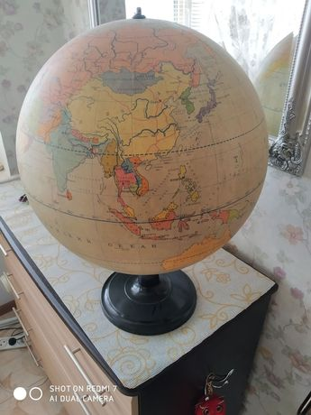 Глобус мира продам