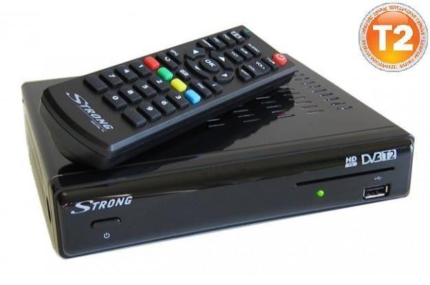 ТВ приставкаDVB-T2