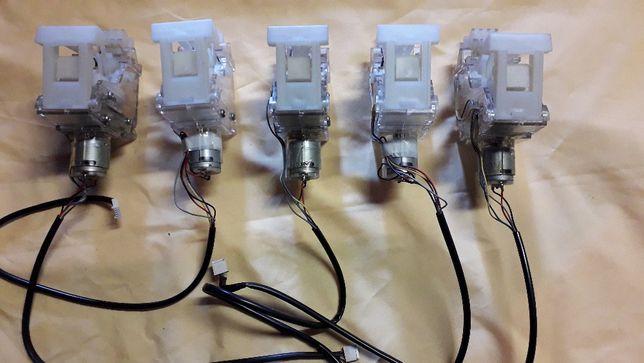 motores/extractores maquina de tabaco