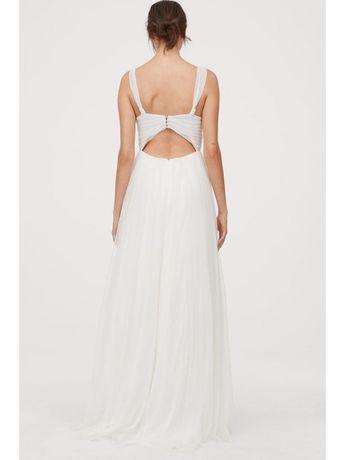 Бюджетное свадебное платье H&M wedding collection