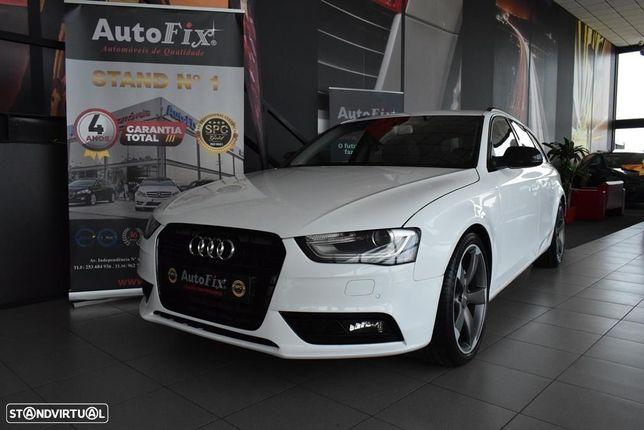 Audi A4 Avant 2.0 TDi Business Line Sport