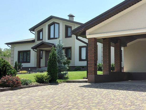 Дом на берегу Днепра (Левшинский залив)