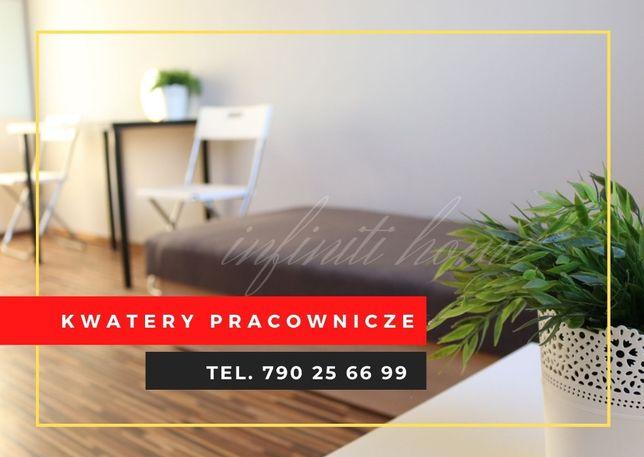 Kwatery pracownicze   noclegi dla firm   czyste i nowe! od 20 zł