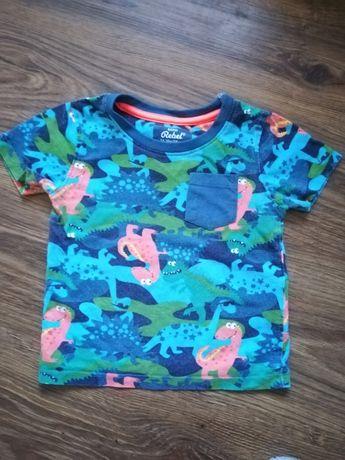 T-shirt na chłopca