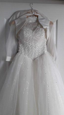 Suknia ślubna Relevance Bridal Ivory kość słoniowa 34