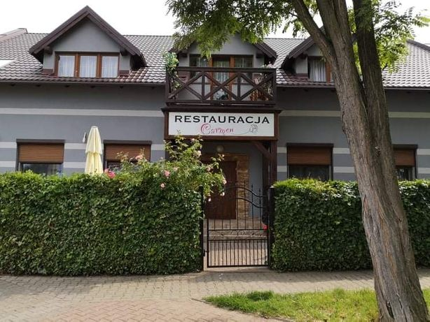 Pokoje pracownicze noclegi hotel restauracja, katering pensjonat tanio