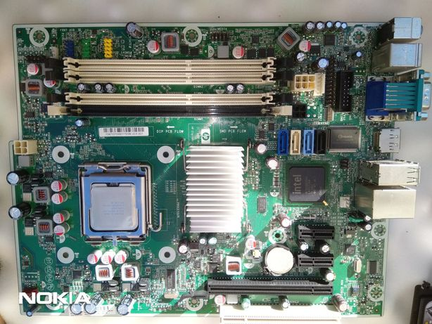 Motherboard Hp 8000 sff