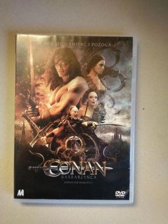 Film dvd Conan:barbarzyńca